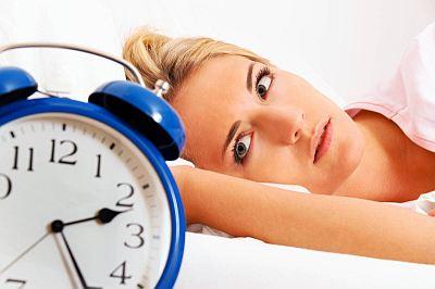 Surmenage symtomes insomnie